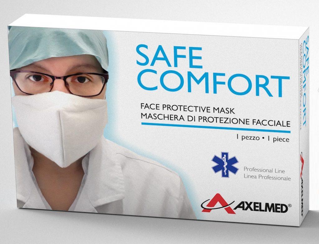 mascherina axelmed per usi medici e sanitari