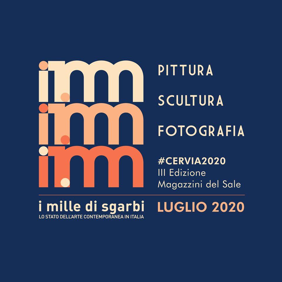 """""""I Mille di Sgarbi"""", a Cervia lo stato dell'arte contemporanea italiana"""