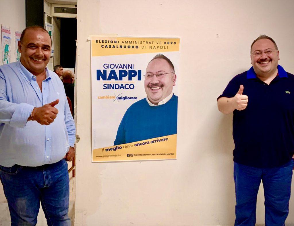 """Elezioni a Casalnuovo di Napoli: la lista """"Casalnuovo Futura"""" sceglie Nappi Sindaco"""