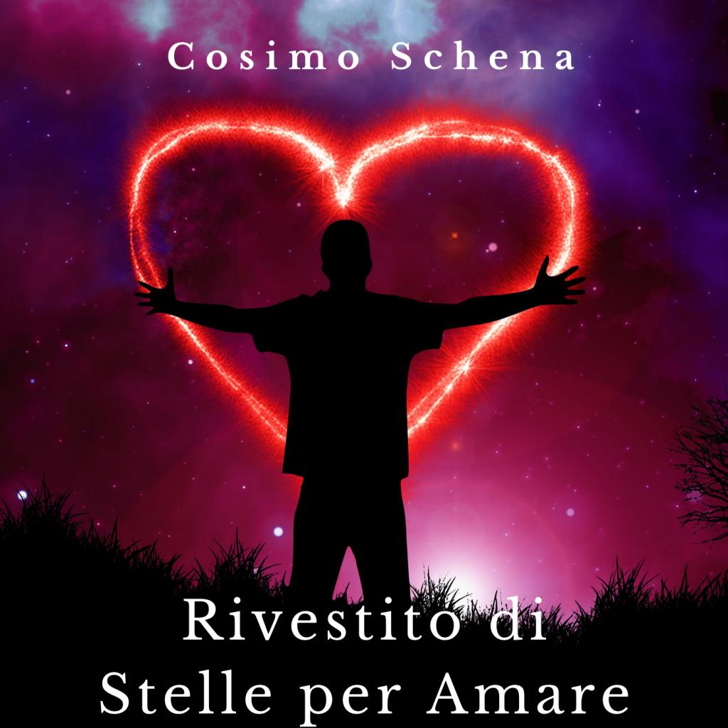"""Il prete poeta: esce """"Rivestito di Stelle per Amare"""", la nuova raccolta di poesie di Don Cosimo Schena"""