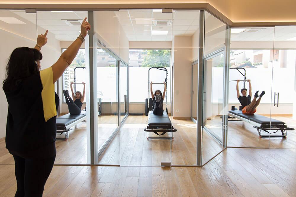 Pilates terapeutico a Monza