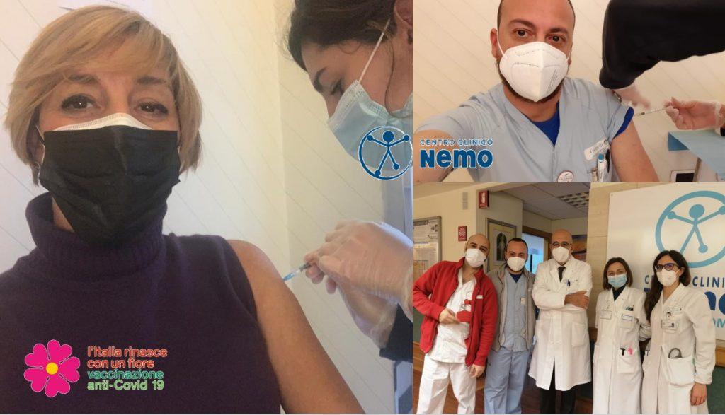 NeMO Roma Vax Day