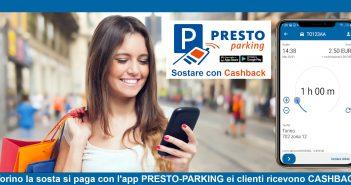 app parcheggio torino, prestoparking.com