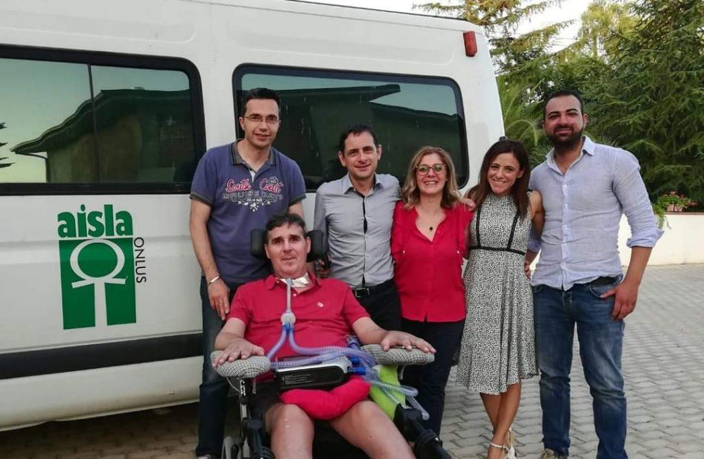 SLA: la campagna #Donafuturo supera l'obiettivo di raccolta fondi, grazie a IID e Aisla insieme