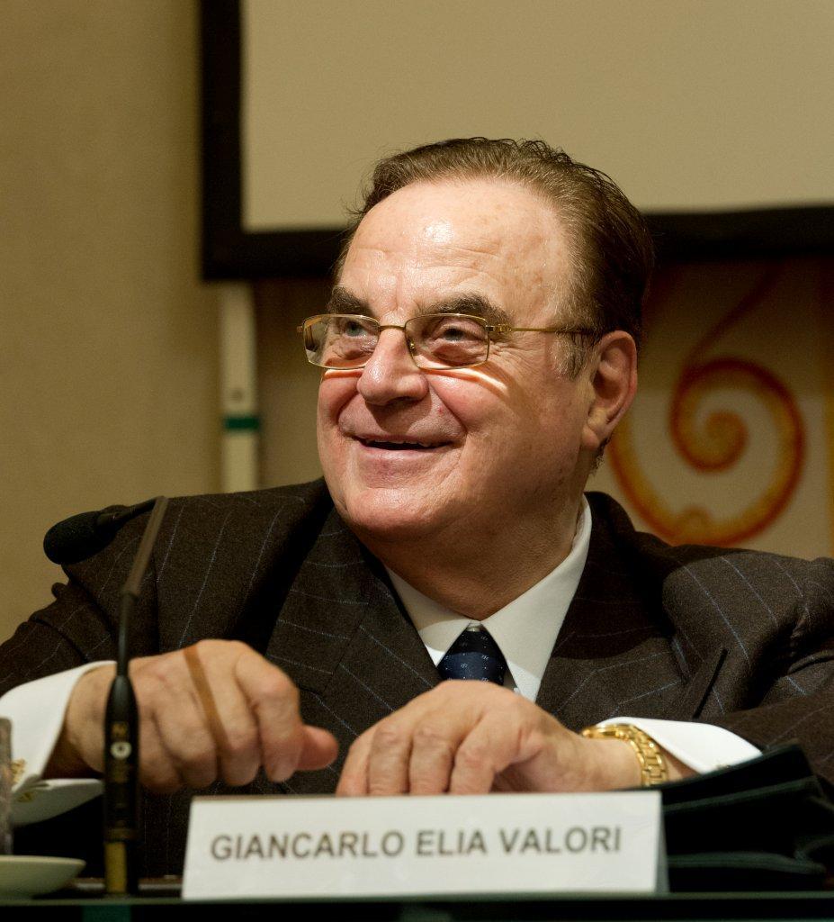 Energia, ambiente e sviluppo sostenibile: l'intervento di Giancarlo Elia Valori