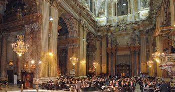Ecco la finale del Concorso Internazionale Musica Sacra nella Basilica Ss. Apostoli di Roma