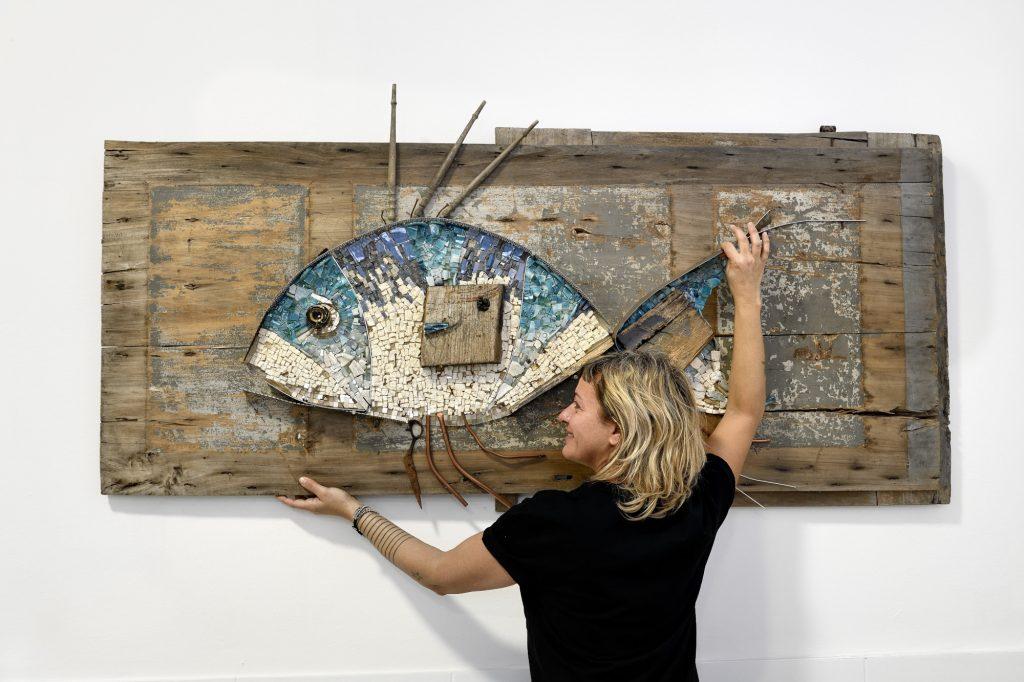Mosaici artistici Rossella Casadio
