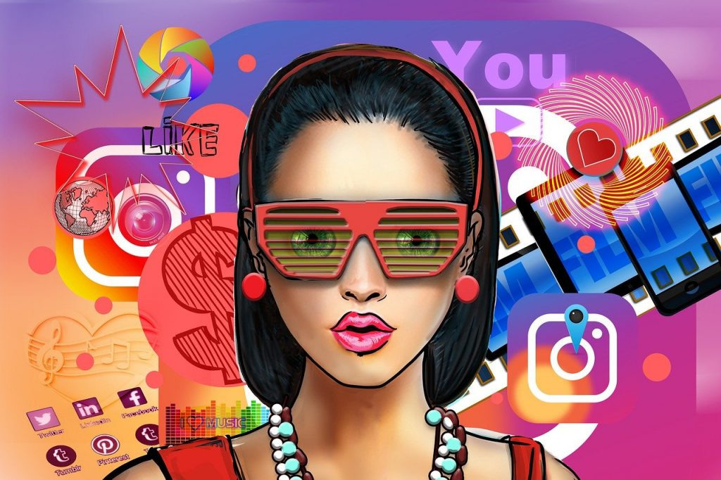influencer, social media, social nerwork
